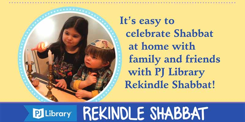 Rekindle Shabbat