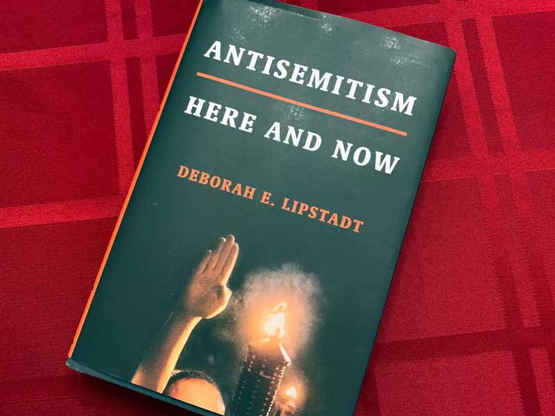 Antisemitism: Here and Now – Book Discussion