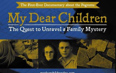 My Dear Children: The Quest to Unravel a Family Mystery – Free Screening