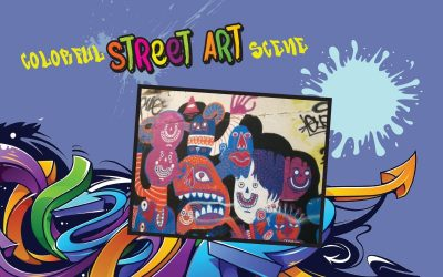 Tour Tel Aviv's Colorful Street Art Scene