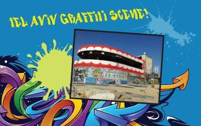 Teen Tour of Tel Aviv's Graffiti Scene!