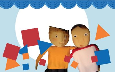 PJ Library Yom Kippur Puppet Show: A Triangle, A Square, and Josh Finkelstein