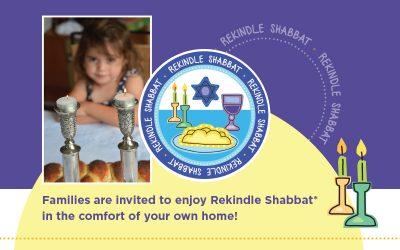 PJ Library Rekindle Shabbat