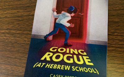 Going Rogue (At Hebrew School) Book Party