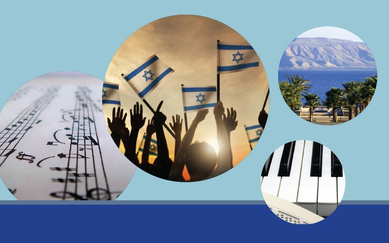 Israeli Culture through Poetry and Song