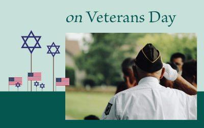 Honoring Jewish Veterans