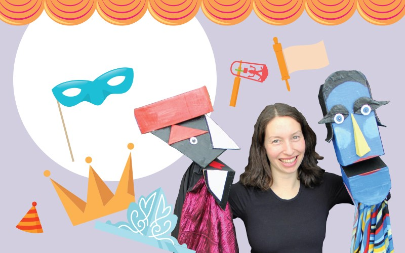 PJ Library Purim Puppet Show