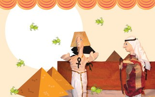 PJ Library Passover Puppet Show