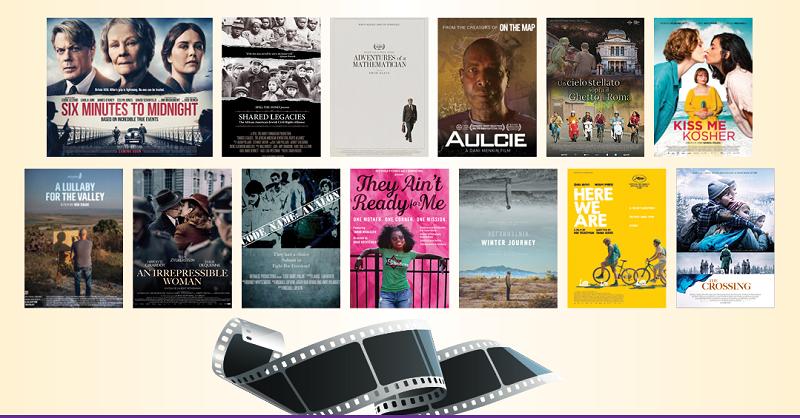 JCC of the North Shore Virtual International Jewish Film Festival