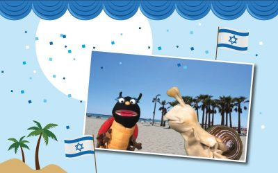 PJ Library Celebrate Israel's Independence Day